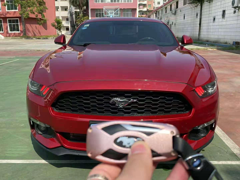 2016年12月福特野马Mustang 2.3T自动性能版